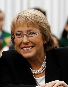 Michelle Bachelet elecciones en Chile 2013