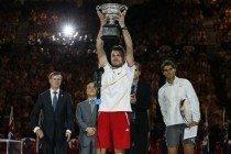 Wawrinka campeón open de Australia. Foto: EuropaPress