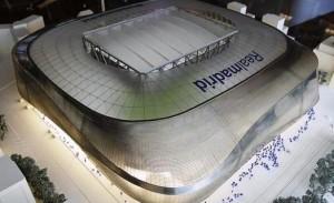 Así será el nuevo Santiago Bernabéu (Foto tomada de www.ovaciondigital.com.uy)