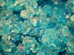 Metanfetamina azul como en la serie.