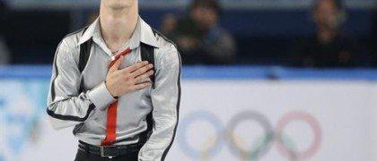 El patinador madrileño quedó cuarto en los Juegos Olímpicos de Sochi. Foto: Lucy Nicholson / REUTERS