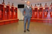Pep Guardiola Foto: Bayern Múnich