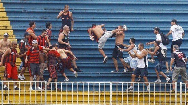 Violencia estadios Fofo: Flickr