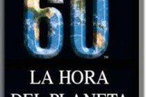 Imagen publicitaria de la acción ecológica / horadelplaneta.es