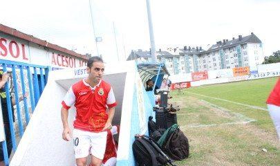 David Miguélez en Luanco. Foto: Arturo Herrera