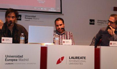 Ricardo García y Antonio Pampliega