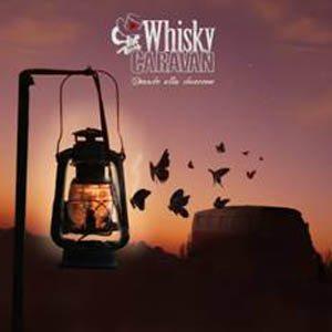 "Portada del disco ""Donde ella duerme"", de Whisky Caravan"