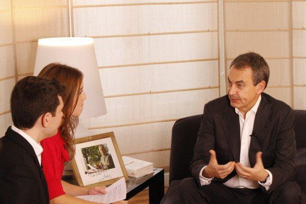 Foto Zapatero