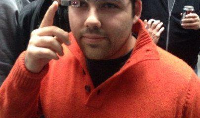Carlos Vizoso Google Glass