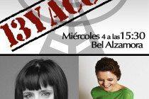13 y Acción: Bel Alzamora