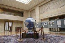 Sala anexa al Consejo de Naciones Unidas donde se han celebrado varias negociaciones