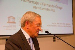 Fernando Ónega homenajeado