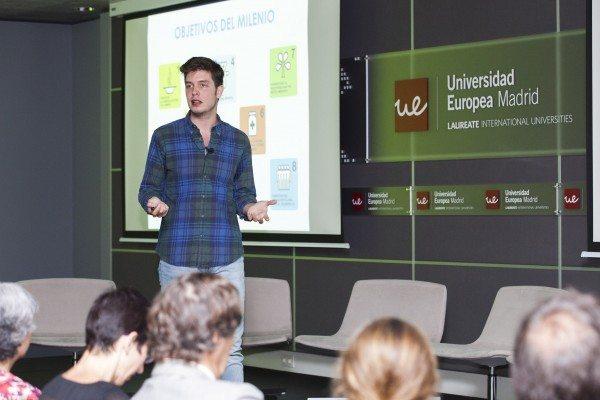 Pablo González, CEO de Pangea