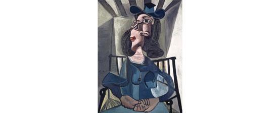 Picasso del Kunstmuseum Basel