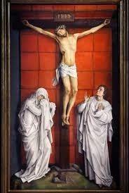 El Calvario. Van Der Weyden