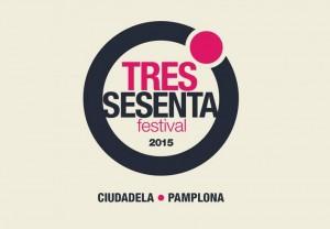 Logo Tres Sesenta Festival 2015