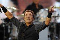 Bruce Springsteen, en un concierto de 2013 en Gijón./ REUTERS