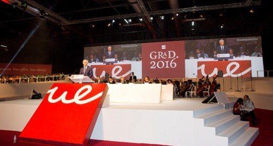 Graduación 2016 UEM