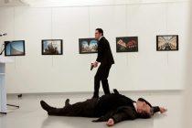 El embajador ruso asesinado en Turquía. Foto: www.rtve.es