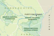 Mapa Peru