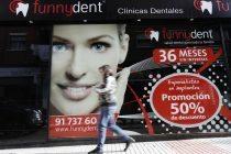 """Fachada de una de las clínicas """"FUNNYDENT""""/KIKE PARA/FOTO:ELPAIS.es"""