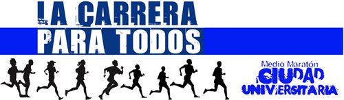 La carrera para todos se disputa el 12 de marzo