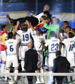 Real Madrid, Bernabéu