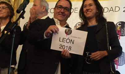 PROCLAMACION Leon 2018