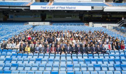 Foto Escuela Real Madrid - Universidad Europea