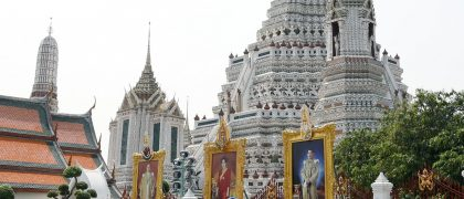 ocionan el turismo en Tailandia