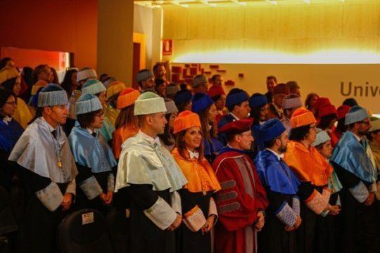 Representación del Claustro de la Universidad Europea