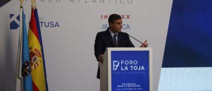 Pedro Sánchez Foro La Toja