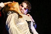Imagen del espectáculo de Nocturnia. Foto: Hodei Ontoria