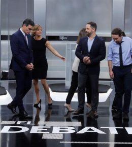 De debates, Premios Princesa de Girona y Modales