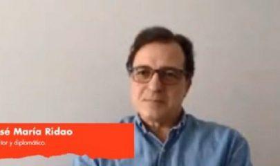 José Mª Ridao en la imagen