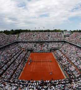 Roland Garros. Foto: AS