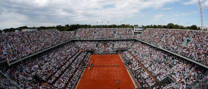 Roland Garros. Foto: AS
