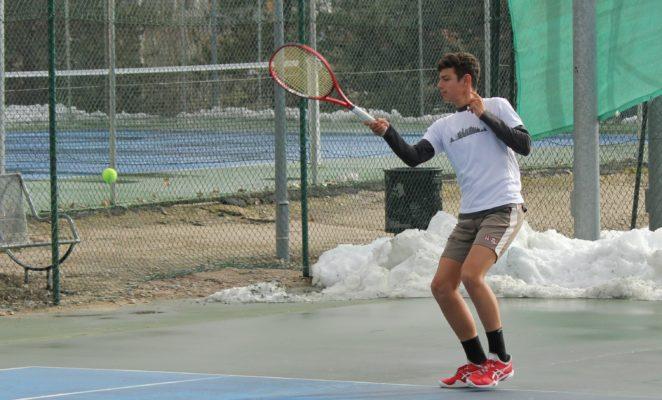 Georgi Deyanov Tenis España Madrid universidad europea rafa nadal Djokovic australia derecha