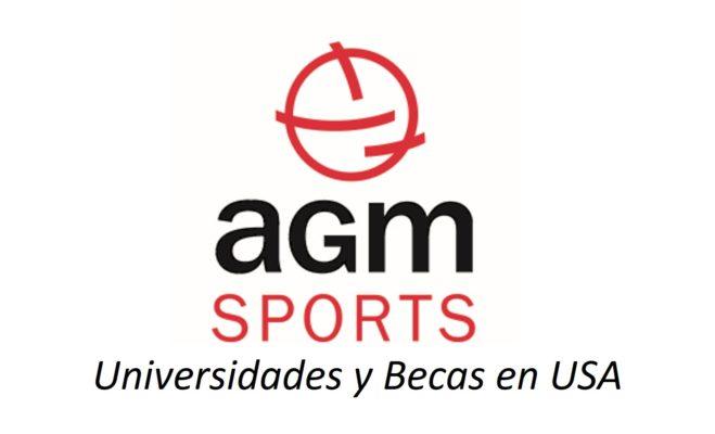 Agm sports universidades becas estados unidos españa laliga proplayer deporte universitario