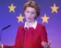 La presidenta de la Comisión Europea Ursula Von Der Leyen. Foto: Agencia EFE.