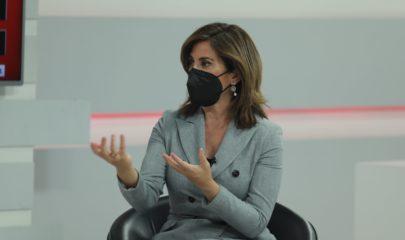 Ana Samboal, presentadora en TV3