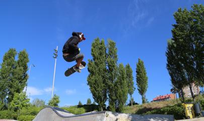 Skatepark madrid rio madrid españa skate escuelas skater