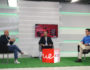 Gaspar Díez, redactor jefe de deportes EuropaPress y Luis Villarejo, director de Deportes agencia EFE