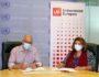 Firma Convenio Universidad Europea de Valencia-ONU