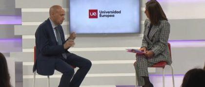 Entrevista Francisco García Pascual, decano de la facultad de Ciencias Sociales y Comunicación
