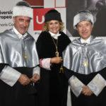 Iñaki Gabilondo y Carlos Herrera investidos Honoris Causa en la Universidad Europea