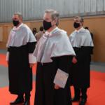 La Universidad Europea otorga la distinción Honoris Causa a Iñaki Gabilondo y Carlos Herrera.