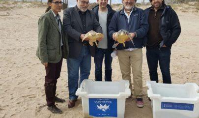 Entrega de Premios a pescadores responsables