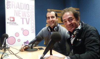 En Marcha Javier y Pablo Murillo