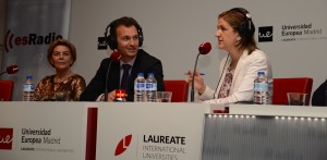 María José Peláez, presentadora del programa Déjate de Historias/Teresa Novillo